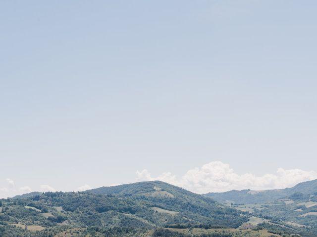 Il matrimonio di Marco e Ingrid a Castell'Arquato, Piacenza 23