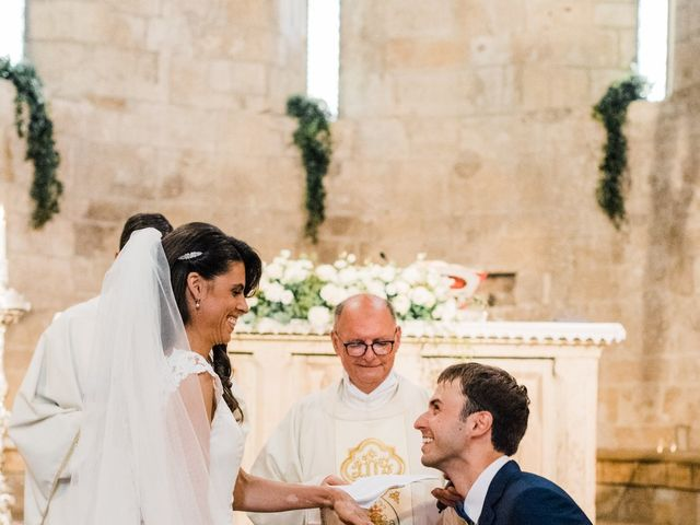 Il matrimonio di Marco e Ingrid a Castell'Arquato, Piacenza 37