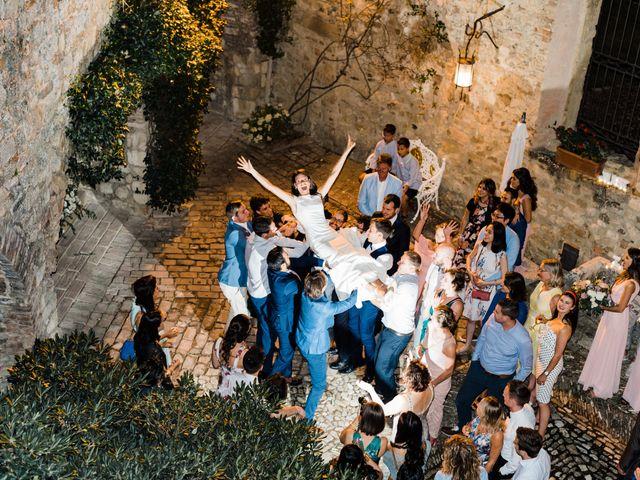 Il matrimonio di Marco e Ingrid a Castell'Arquato, Piacenza 2