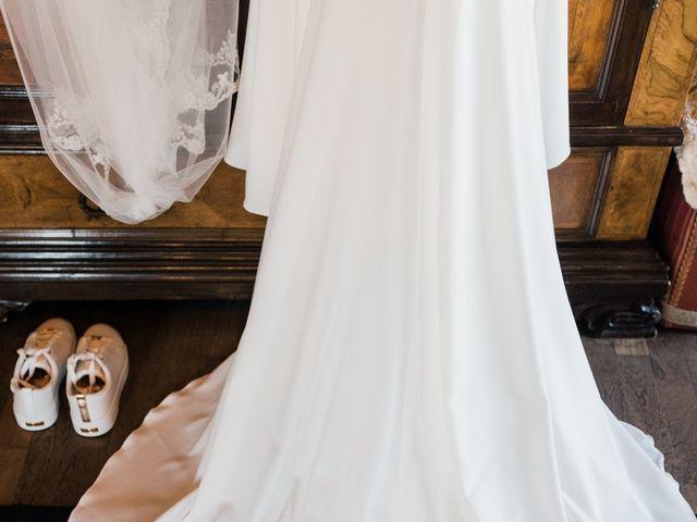 Il matrimonio di Marco e Ingrid a Castell'Arquato, Piacenza 42