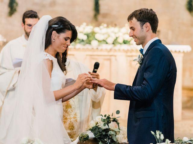 Il matrimonio di Marco e Ingrid a Castell'Arquato, Piacenza 43