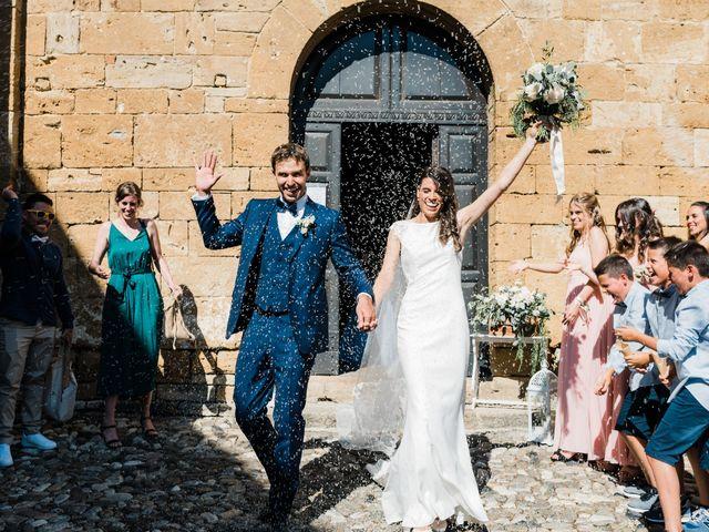 Il matrimonio di Marco e Ingrid a Castell'Arquato, Piacenza 45