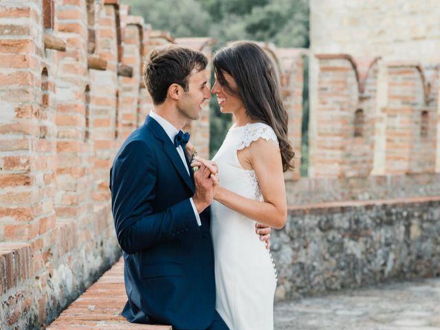 Il matrimonio di Marco e Ingrid a Castell'Arquato, Piacenza 50