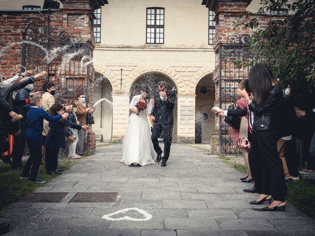Il matrimonio di Emanuele e Chiara a Melegnano, Milano 6