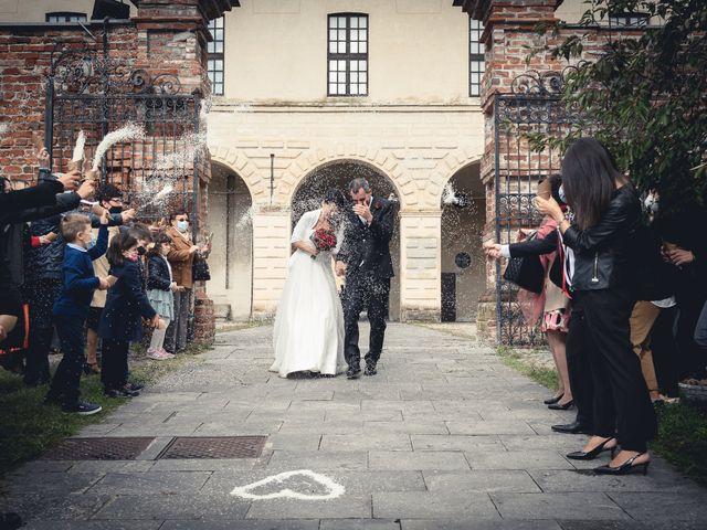 Il matrimonio di Emanuele e Chiara a Melegnano, Milano 7