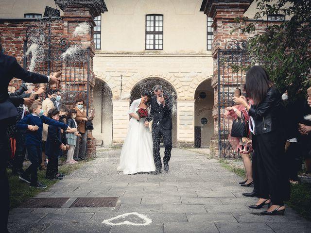 Il matrimonio di Emanuele e Chiara a Melegnano, Milano 8