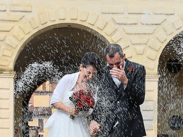 Il matrimonio di Emanuele e Chiara a Melegnano, Milano 9