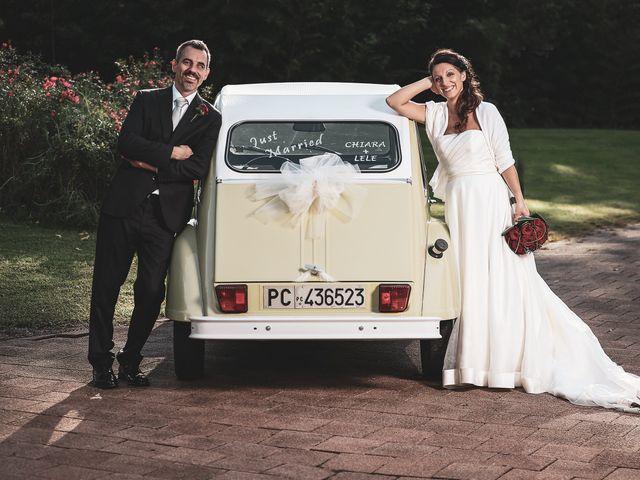 Il matrimonio di Emanuele e Chiara a Melegnano, Milano 24