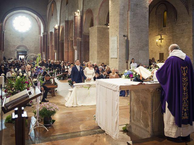 Il matrimonio di Marco e Daniela a Tolentino, Macerata 18