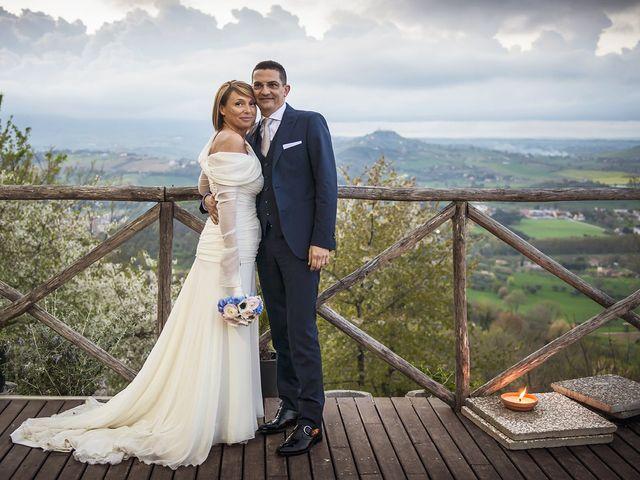 Il matrimonio di Marco e Daniela a Tolentino, Macerata 36