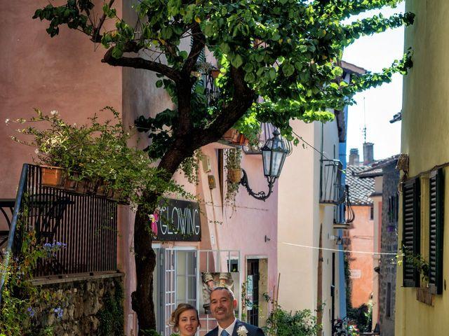 Il matrimonio di Rodolfo e Alessandra a Trevignano Romano, Roma 3