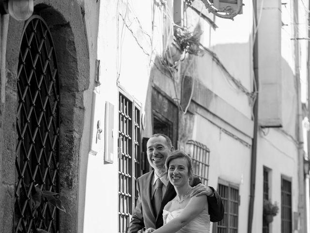 Il matrimonio di Rodolfo e Alessandra a Trevignano Romano, Roma 5