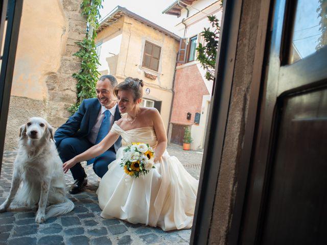 Il matrimonio di Rodolfo e Alessandra a Trevignano Romano, Roma 2