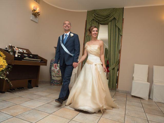Il matrimonio di Rodolfo e Alessandra a Trevignano Romano, Roma 11