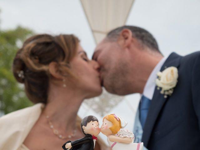 Il matrimonio di Rodolfo e Alessandra a Trevignano Romano, Roma 12