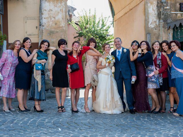 Il matrimonio di Rodolfo e Alessandra a Trevignano Romano, Roma 14