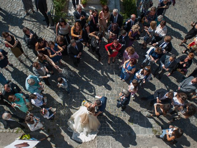 Il matrimonio di Rodolfo e Alessandra a Trevignano Romano, Roma 17
