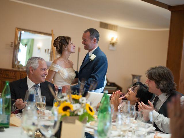 Il matrimonio di Rodolfo e Alessandra a Trevignano Romano, Roma 19
