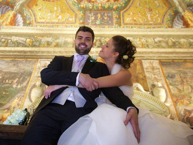 Le nozze di Jessica e Patrizio