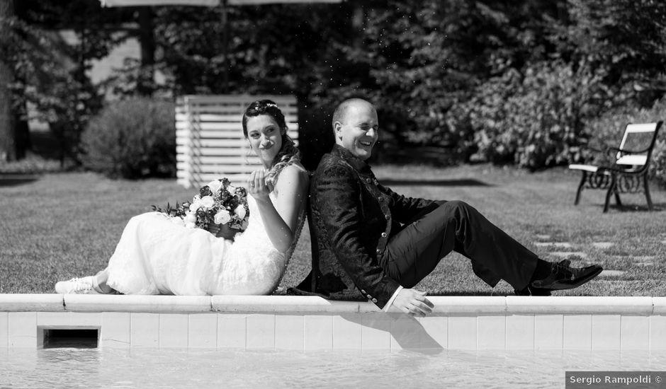 Il matrimonio di Antonio e Micol a Bareggio, Milano