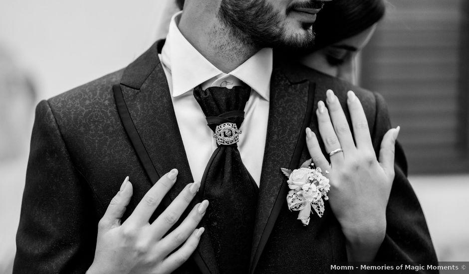 Il matrimonio di Francesco e Viviana a Ragusa, Ragusa