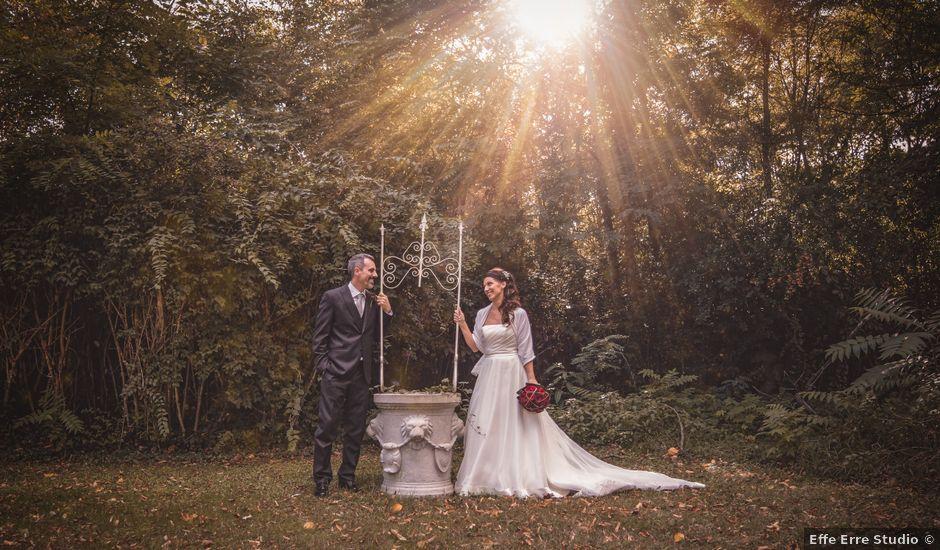 Il matrimonio di Emanuele e Chiara a Melegnano, Milano