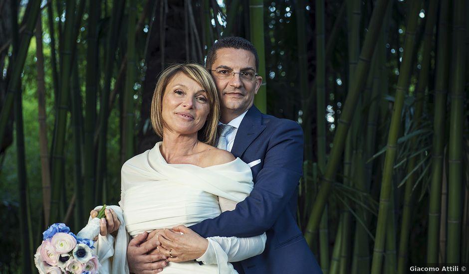Il matrimonio di Marco e Daniela a Tolentino, Macerata