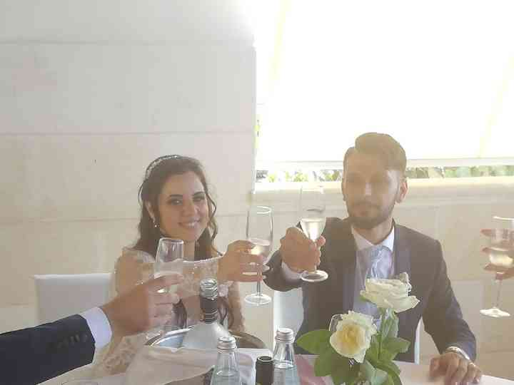Le nozze di Ida e Salvatore