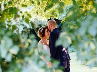 Le nozze di Samantha e Mauro