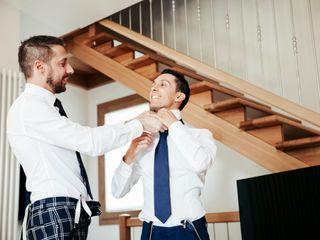 Le nozze di Matteo e Samuele 3