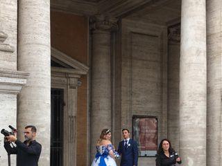 Le nozze di Miriana e Andrea  1