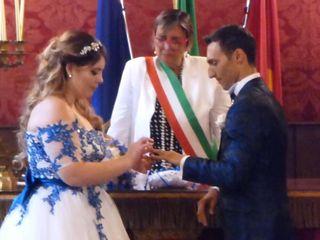 Le nozze di Miriana e Andrea