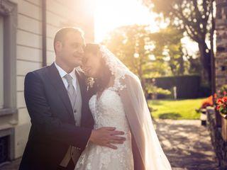 Le nozze di Sisi e Patrick 1