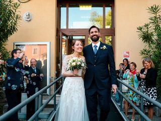 Le nozze di Danielle e Luca