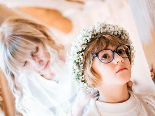Le nozze di Romina e Milko 1