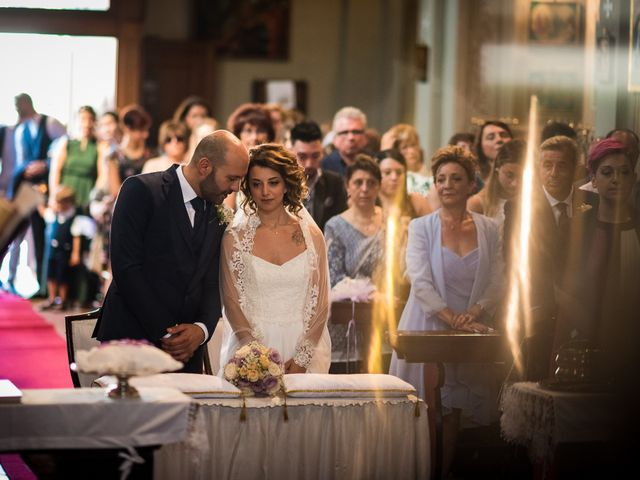 Il matrimonio di Mauro e Samantha a Pavia, Pavia 10