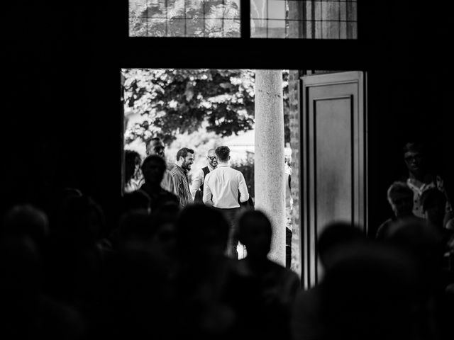 Il matrimonio di Mauro e Samantha a Pavia, Pavia 11