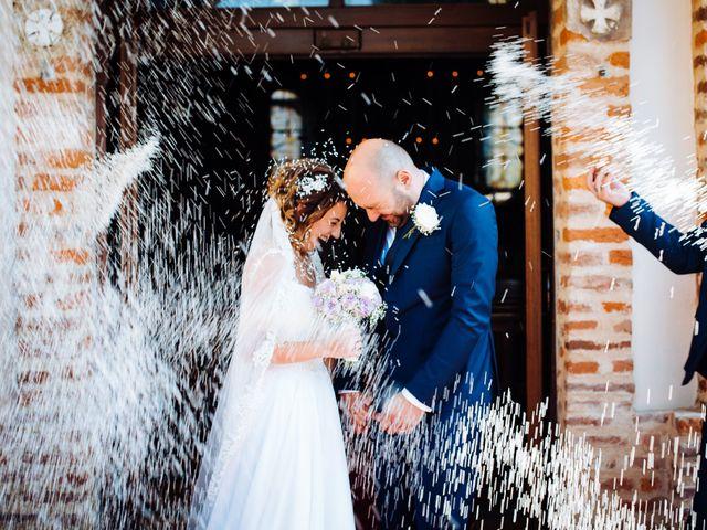 Il matrimonio di Mauro e Samantha a Pavia, Pavia 13