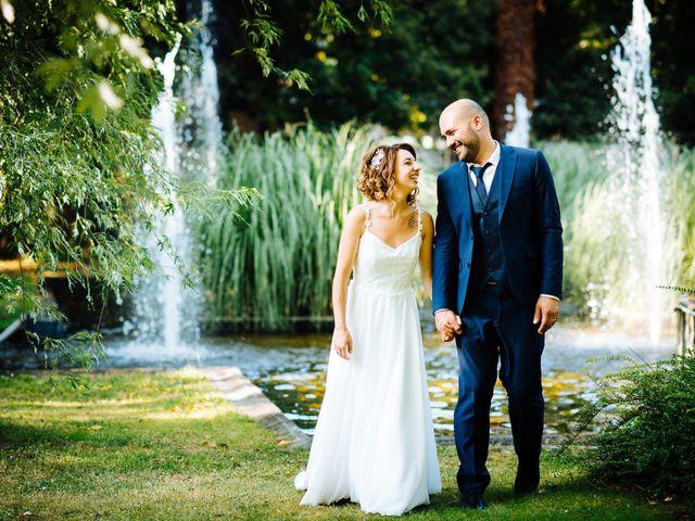 Il matrimonio di Mauro e Samantha a Pavia, Pavia 14