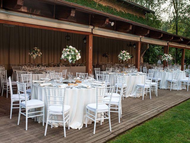Il matrimonio di Marco e Federica a Pino Torinese, Torino 8