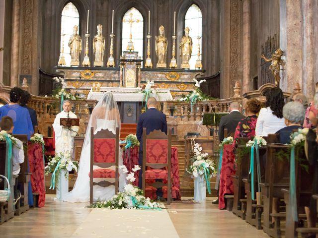 Il matrimonio di Luca e Elisabetta a Vigevano, Pavia 3