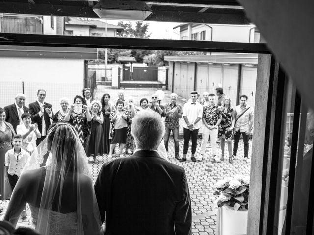 Il matrimonio di Luca e Elisabetta a Vigevano, Pavia 10