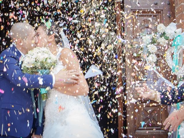 Il matrimonio di Luca e Elisabetta a Vigevano, Pavia 11