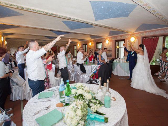 Il matrimonio di Luca e Elisabetta a Vigevano, Pavia 14