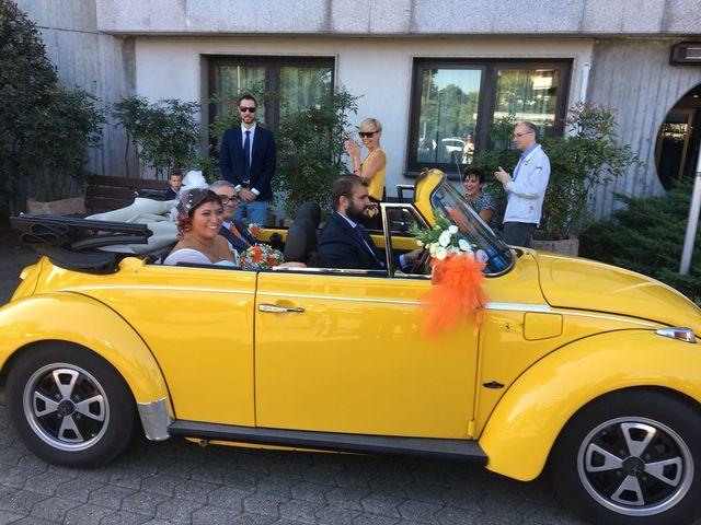 Il matrimonio di Paolo e Giusi a Milano, Milano 3