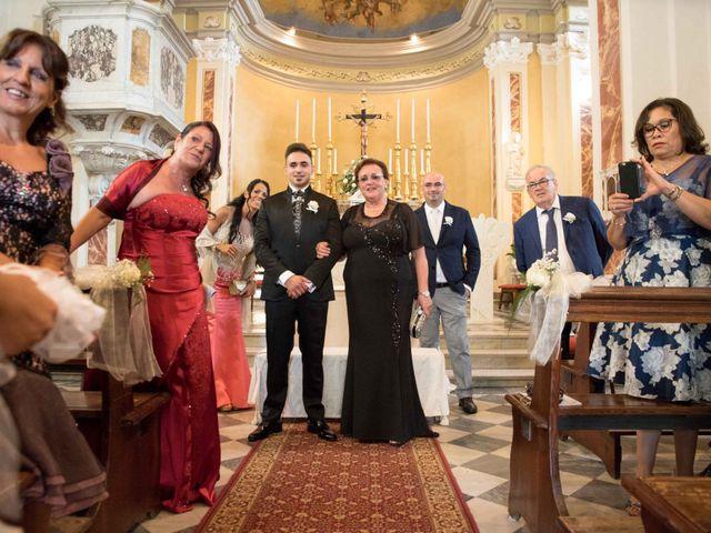 Il matrimonio di Davide e Roberta a Carrara, Massa Carrara 22