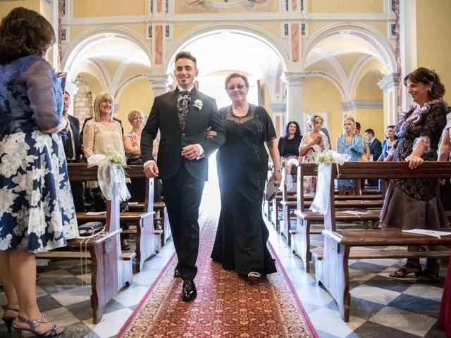 Il matrimonio di Davide e Roberta a Carrara, Massa Carrara 23