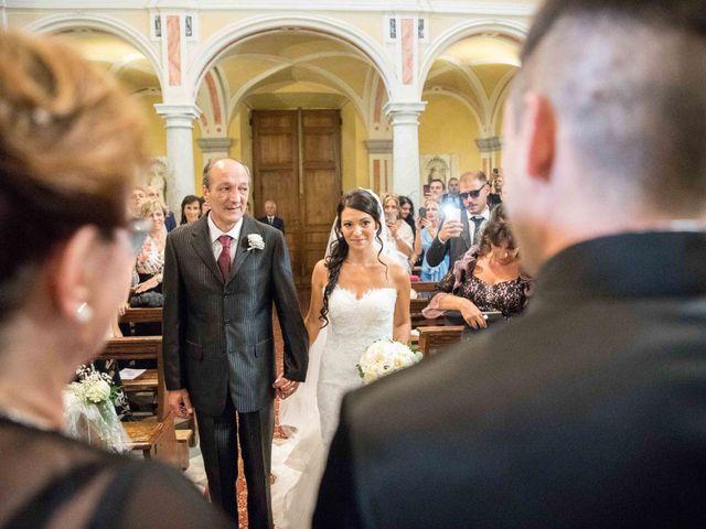 Il matrimonio di Davide e Roberta a Carrara, Massa Carrara 26