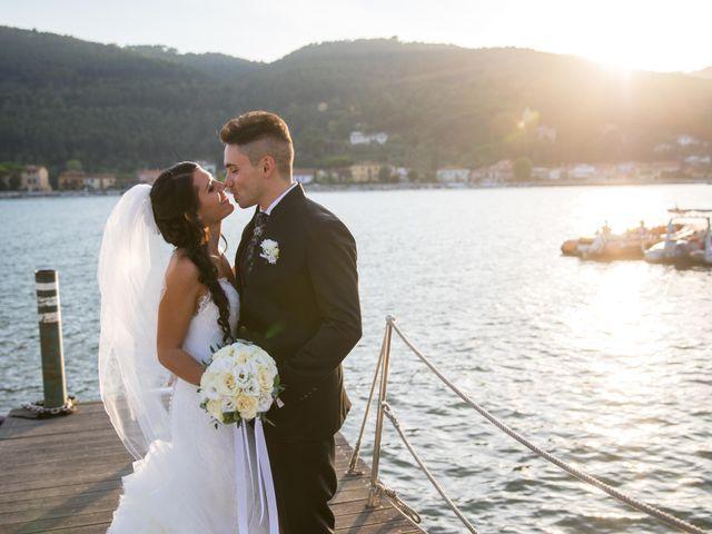 Il matrimonio di Davide e Roberta a Carrara, Massa Carrara 43