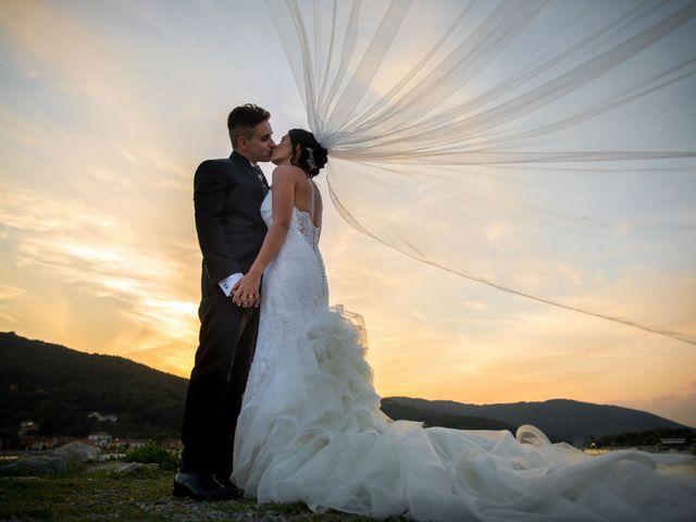 Il matrimonio di Davide e Roberta a Carrara, Massa Carrara 50